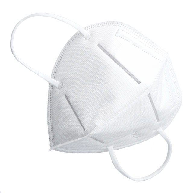 foldable respirator mask