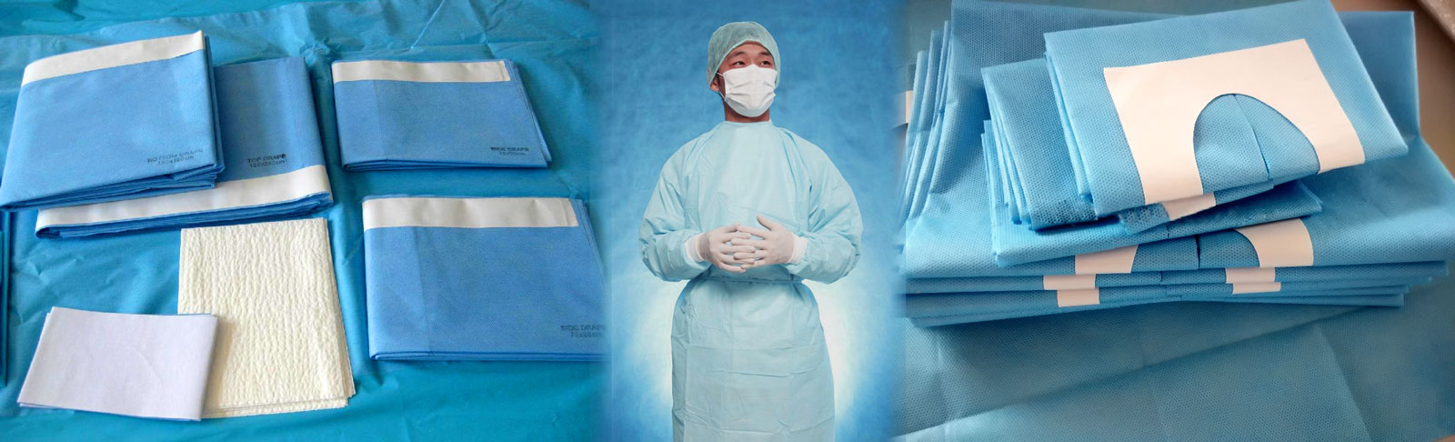 Nonwoven Fabrics for Medical Application